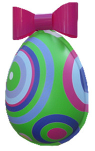 Easter Egg Decor Item