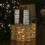 Illuminated (Lit) Gift Boxes