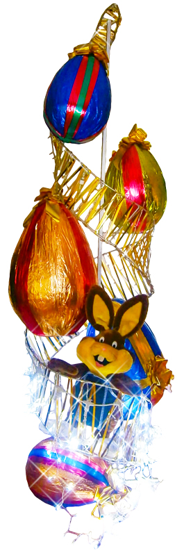 Easter Decor, Decorations & Displays