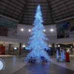 Waterfall Mall Christmas Decor