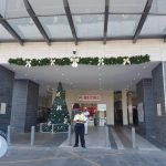 Fourways Crossing Christmas Decor